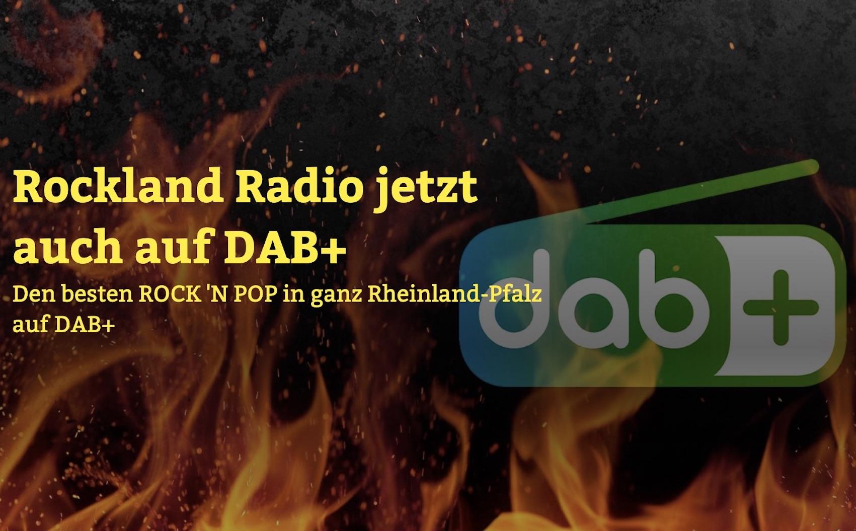 Rockland Radio über DAB+ (Foto: Rockland Radio)