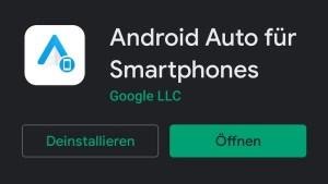 Android Auto für Smartphones (Foto: SmartPhoneFan.de)