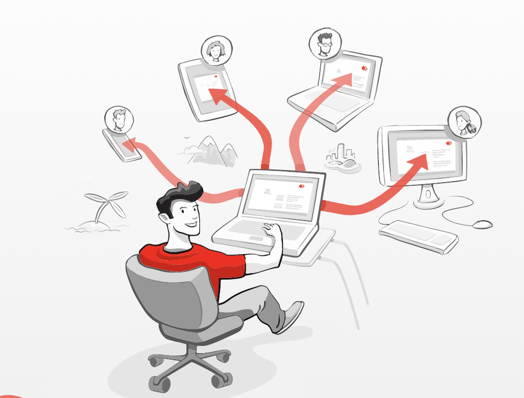 Anydesk für mich unbrauchbar (Foto: Anydesk)