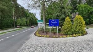 Grenzübergang nach Polen (Foto: SmartPhoneFan.de)
