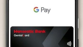 Fur Apple Pay Visa Card Der Hanseatic Bank Im Hands On Smartphonefan De