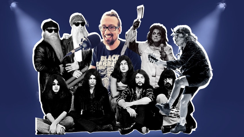 R.SA startet Classic Rock Radio (Foto: SmartPhoneFan.de)