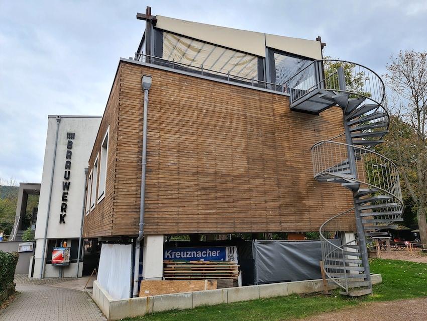 Radiostammtisch im Brauwerk Bad Kreuznach (Foto: SmartPhoneFan.de)