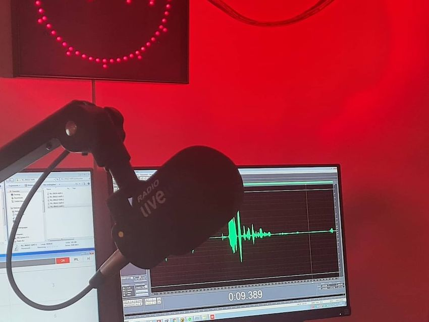 Radio livelive offiziell on air (Foto: Radio livelive)