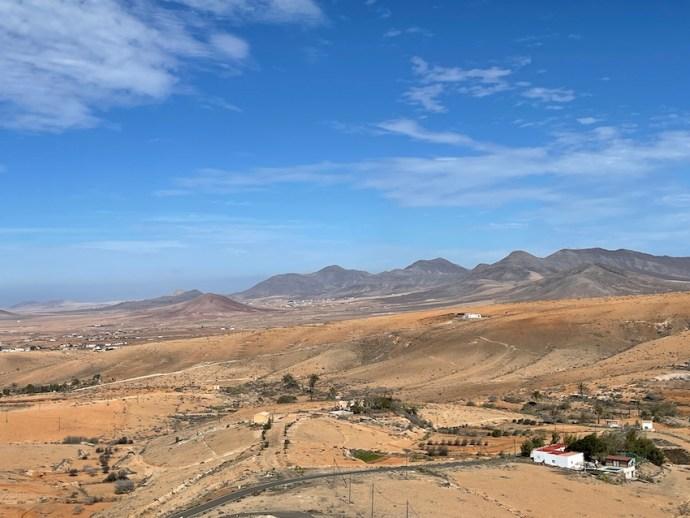 Unendliche Weiten im Nordwesten von Fuerteventura (Foto: SmartPhoneFan.de)