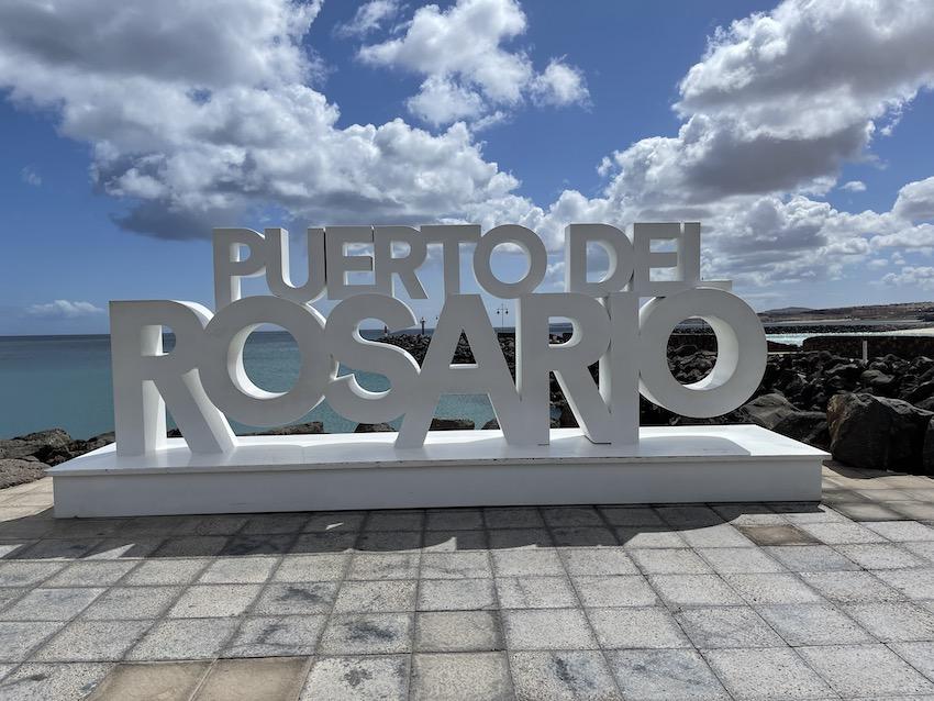 Besuch in Puerto del Rosario (Foto: SmartPhoneFan.de)