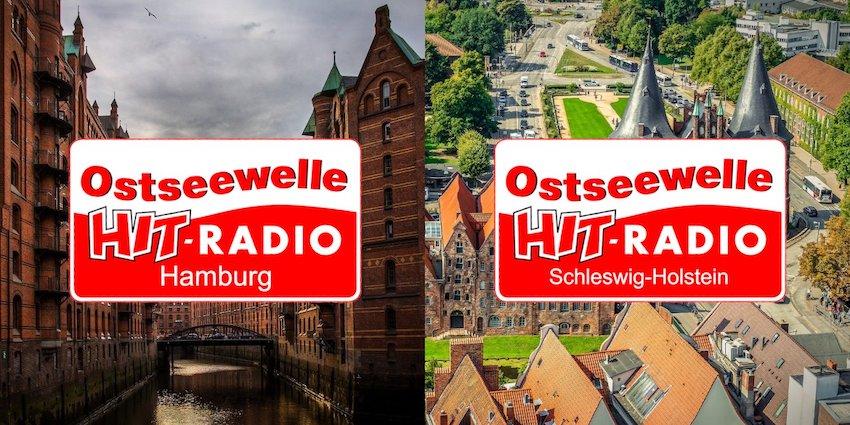 Ostseewelle startet auf DAB+ (Quelle: ostseewelle.de, Screenshot: SmartPhoneFan.de)