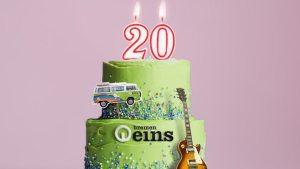 20 Jahre bremen eins (Quelle: bremeneins.de, Screenshot: SmartPhoneFan.de)