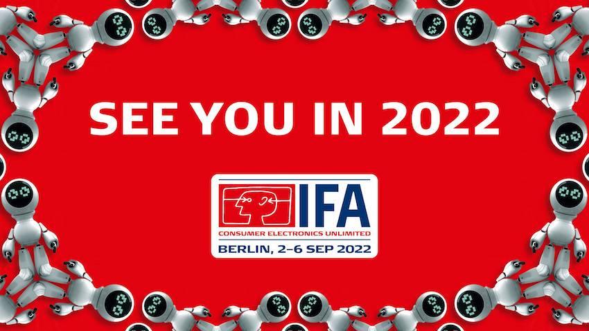 IFA erst wieder 2022 (Foto: IFA)
