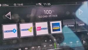 Das slowenische Radio BOB auf DAB+ (Foto: SmartPhoneFan.de)
