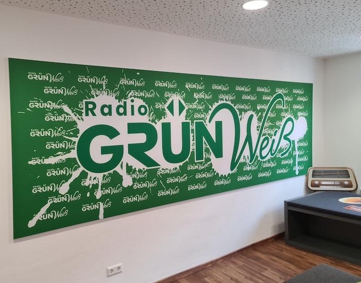 Besuch bei Radio Grün-Weiß in Leoben (Foto: SmartPhoneFan.de)