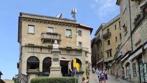Mobilfunk-Basisstation in San Marino (Foto: SmartPhoneFan.de)