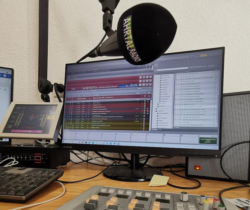 Ahrtalradio bleibt auf Sendung (Foto: Ahrtalradio)