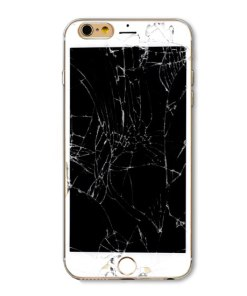 Smartphonehoesje iPhone 5(s) Broken Phone online kopen - HF160223 - Smartphonehoesjes 4 You