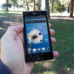 Sony Xperia ion recenzija