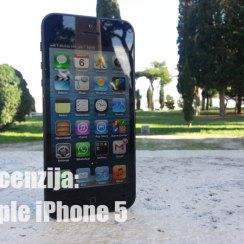 iphone 5 recenzija