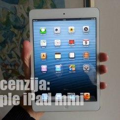 iPad mini recenzija