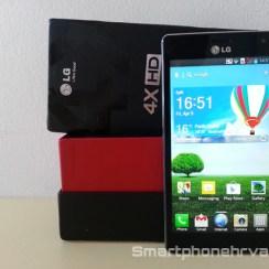 LG Optimus 4X HD Jelly Bean