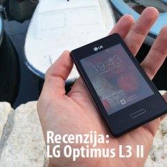 LG Optimus L3 2 test recenzija