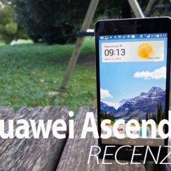 Huawei Ascend P6 recenzija