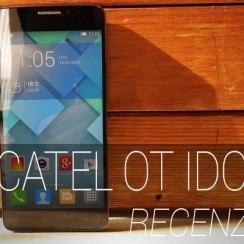 Alcatel OT Idol X recenzija