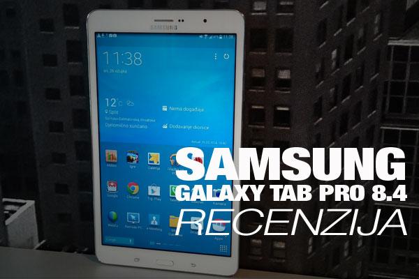 galaxy tab pro 8.4 recenzija softver
