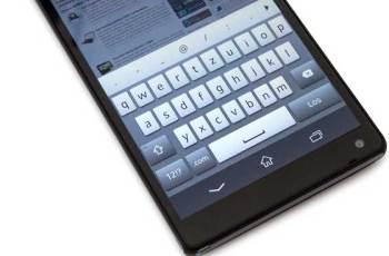 Sony Xperia Tipkovnica u Play Trgovini