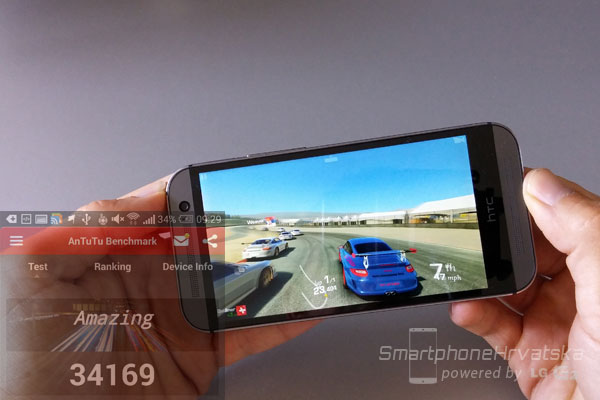 HTC ONE M8 RECENZIJA