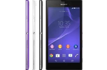 Xperia T3 5.3 inčni smartphone