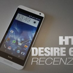 HTC Desire 610 Recenzija