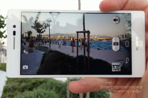 Huawei Ascend P7 RecenzijA