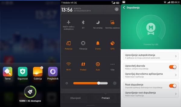 Xiaomi Mi4 recenzija