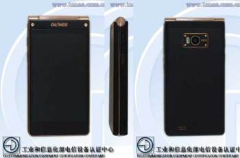 Gionee W900 preklopni smartphone