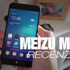 Meizu MX3 recenzija