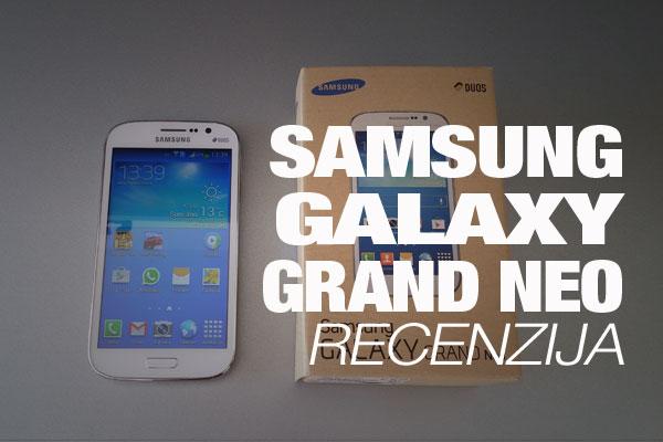 galaxy Grand neo recenzija