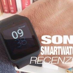 Sony Smartwatch 3 recenzija