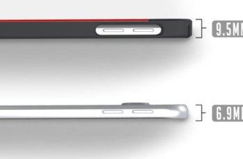 Galaxy S6 debljine 6.9 mm