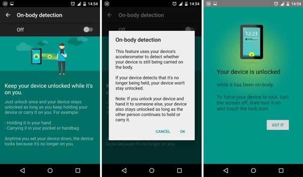 Android Lollipop donosi on body sigurnosni režim