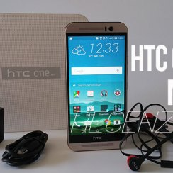 HTC ONE M9 RECENZIJA