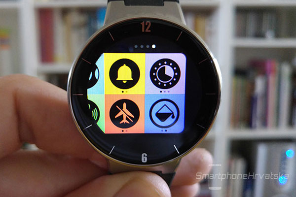 Alcatel OT Watch recenzija