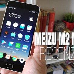 Meizu M2 Note recenzija