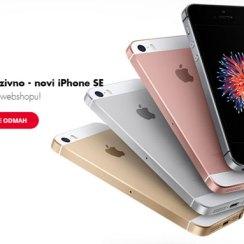 iPhone SE u prodaji Vipnetovu webshopu, poznate i cijene