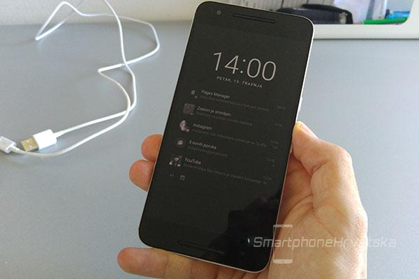 nexus 6p ambient display