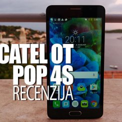 Alcatel Pop 4s recenzija