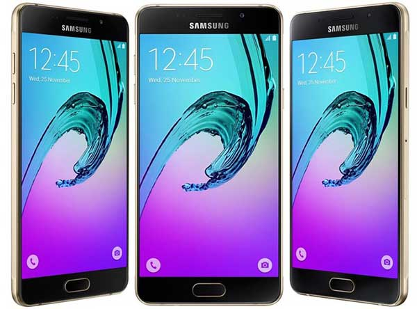 Samsungovi Galaxy A 2017 smartphonei s IP68 certifikatom