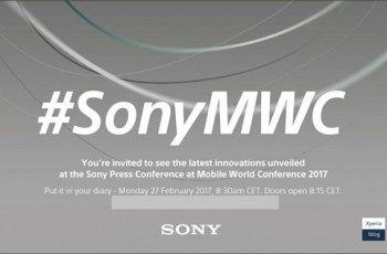 Sony najavio nastup na MWC-u za 27. veljače