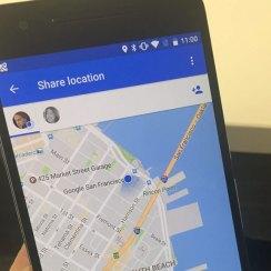 Google Karte uskoro s dijeljenjem vaše lokacije uživo