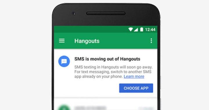 Hangouts uskoro gubi SMS funkciju