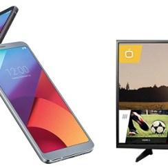 Vip otvorio predbilježbe za LG G6, uz njega poklanjaju i LG Smart TV