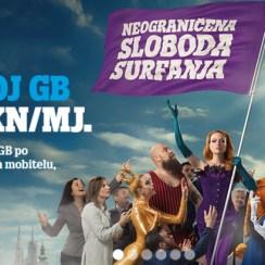 Tele2 U hrvatskoj uvodi flat internet na mobilnim uređajima